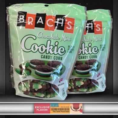 Brach's Chocolate Mint Cookie Candy Corn