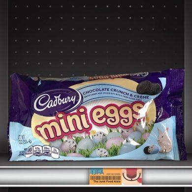 Cadbury Chocolate Crunch & Crème Mini Eggs
