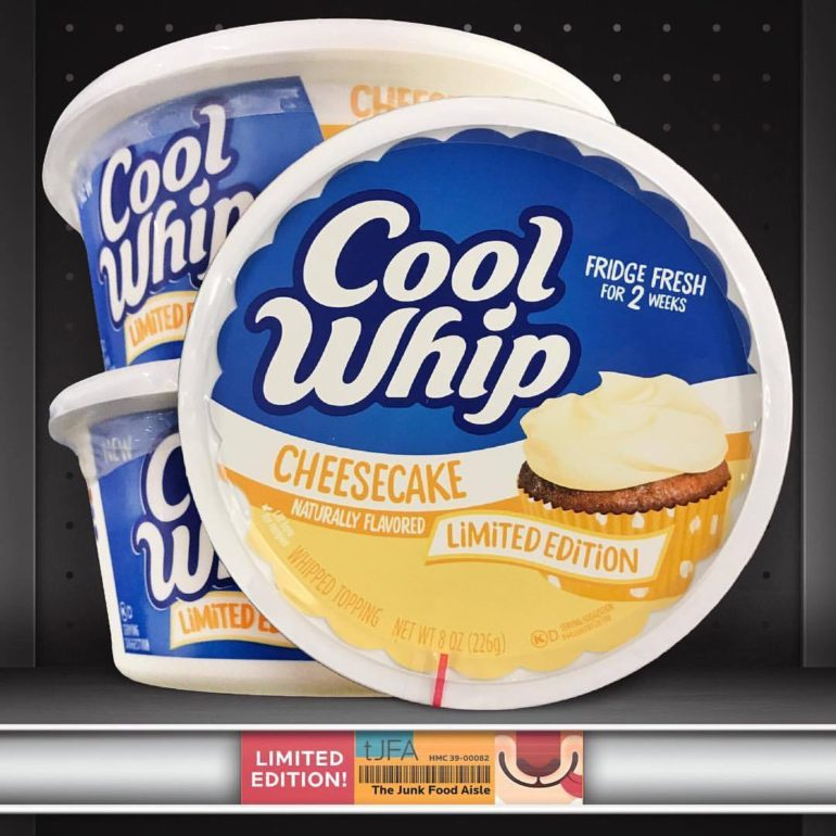 Cheesecake Cool Whip