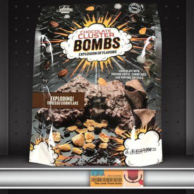 Chocolate Cluster Bombs: Exploding Espresso Cornflake