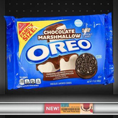 Chocolate Marshmallow Oreo