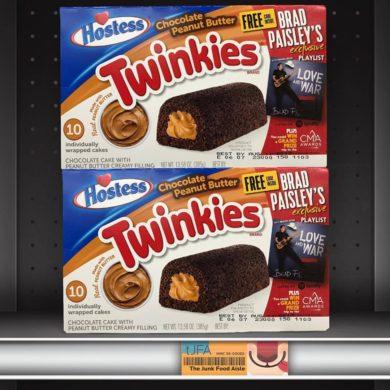 Chocolate Peanut Butter Hostess Twinkies