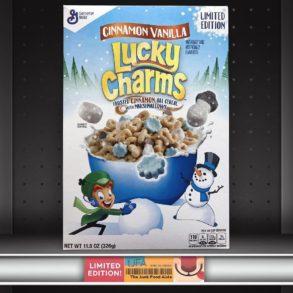 Cinnamon Vanilla Lucky Charms
