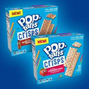 Coming Soon: Pop-Tarts Crisps