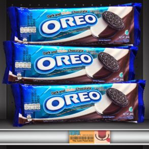 Dark and White Chocolate Oreo