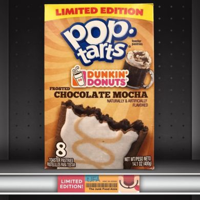Dunkin' Donuts Chocolate Mocha Pop-Tarts