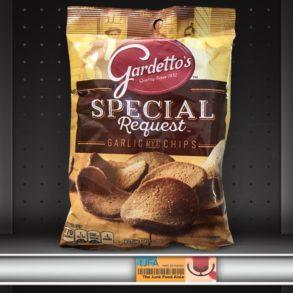 Gardetto's Special Request Garlic Rye Chips