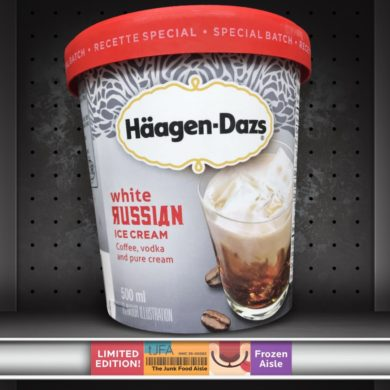 Häagen-Dazs White Russian Ice Cream