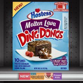 Hostess Molten Lava Ding Dongs