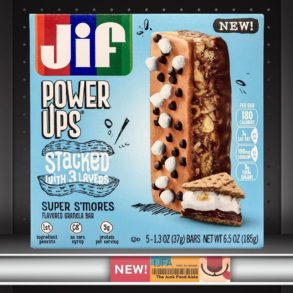 Jif Stacked Super S'mores Power Ups Bars