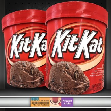 Kit Kat Ice Cream