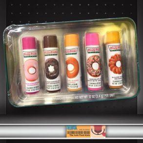 Krispy Kreme Flavored Lip Balm