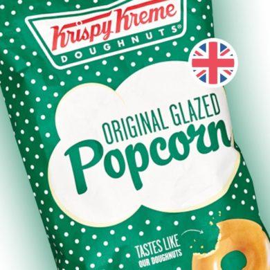 Krispy Kreme Original Glazed Popcorn