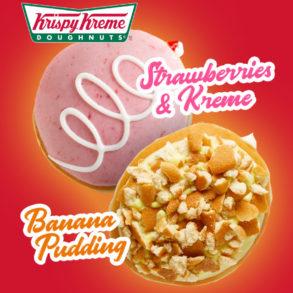 Krispy Kreme Summer Flavors Are Here!