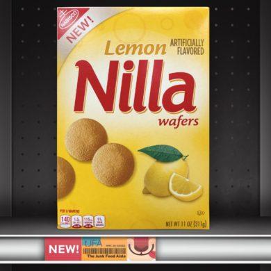 Lemon Nilla Wafers