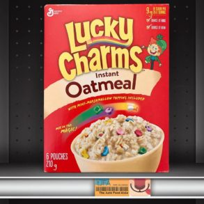 Lucky Charms Instant Oatmeal