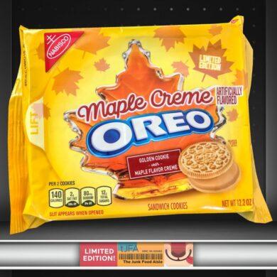 Maple Creme Oreo