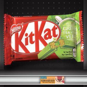 Matcha Green Tea Kit Kat