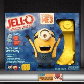 Minions Jell-O Jigglers Mold Kit
