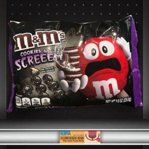 M&M's Cookies & Screeem