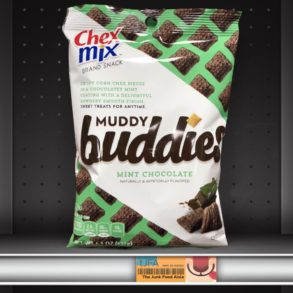 Muddy Buddies Mint Chocolate