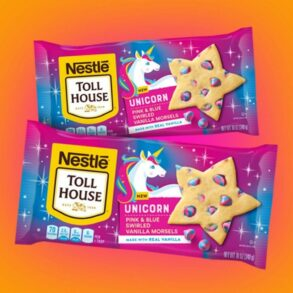 Nestle Toll House Releases New Unicorn Baking Chips