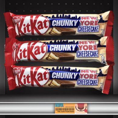 New York Cheesecake KitKat Chunky