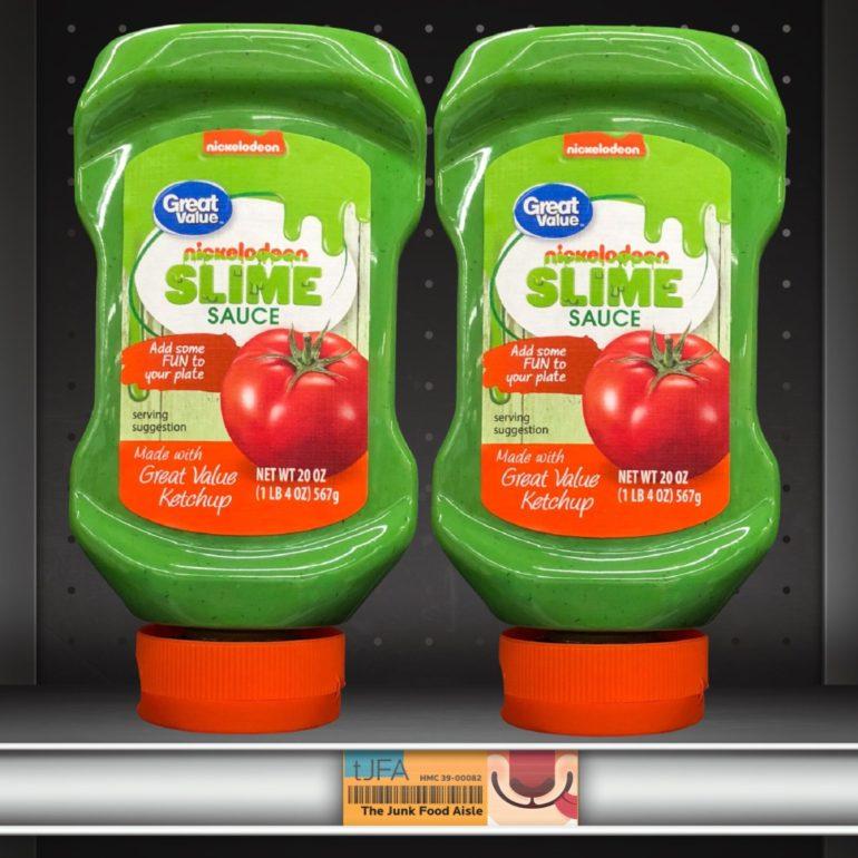Nickelodeon Slime Sauce