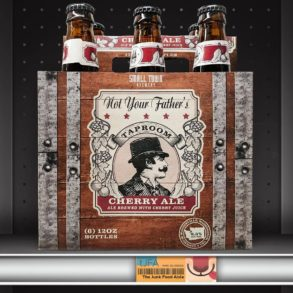 Not Your Father's Taproom Cherry Ale
