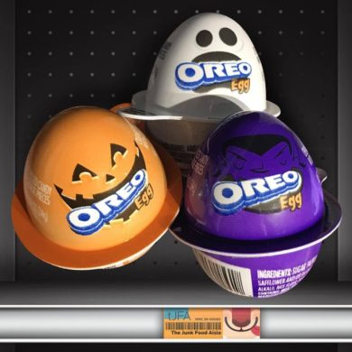 Oreo Halloween Eggs