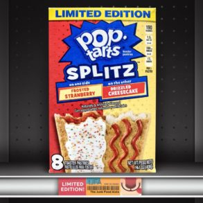 Pop-Tarts Splitz: Strawberry & Cheesecake