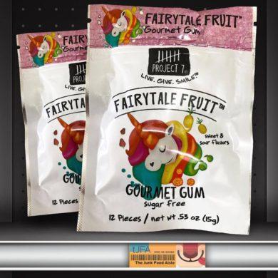 Project 7 Fairytale Fruit Gum