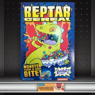 Reptar Cereal