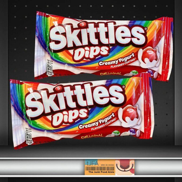 Skittles Dips
