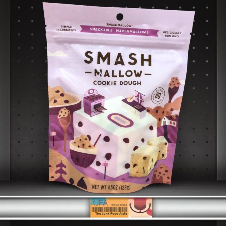 SmashMallow Cookie Dough Marshmallows