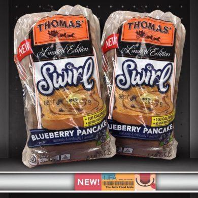Thomas' Blueberry Pancake Swirl Bread