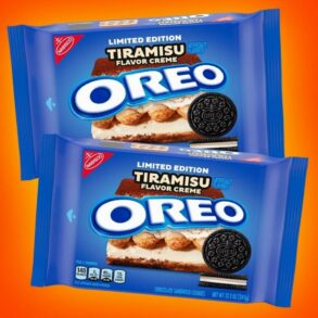 Tiramisu Oreo Should Be Coming Soon!