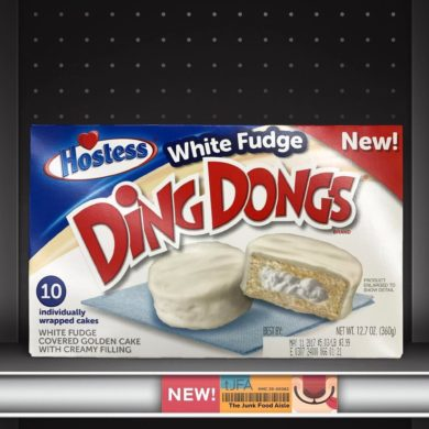 White Fudge Ding Dongs