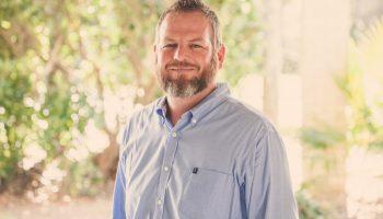 Pastor Daniel Guntharp, Youth & Adult Pastor