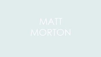Matt Morton, Building & Grounds Director