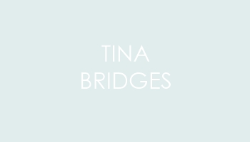 Tina Bridges, Pre-School Teachers Aid