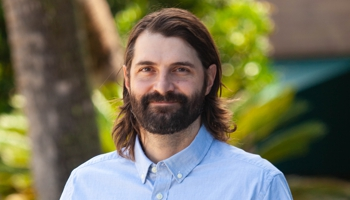 Matt Morton, Building & Grounds Director