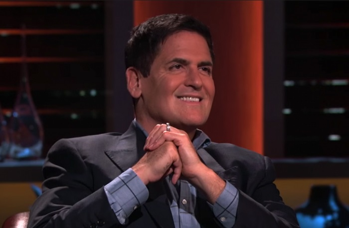 Mark Cuban en Shark Tank