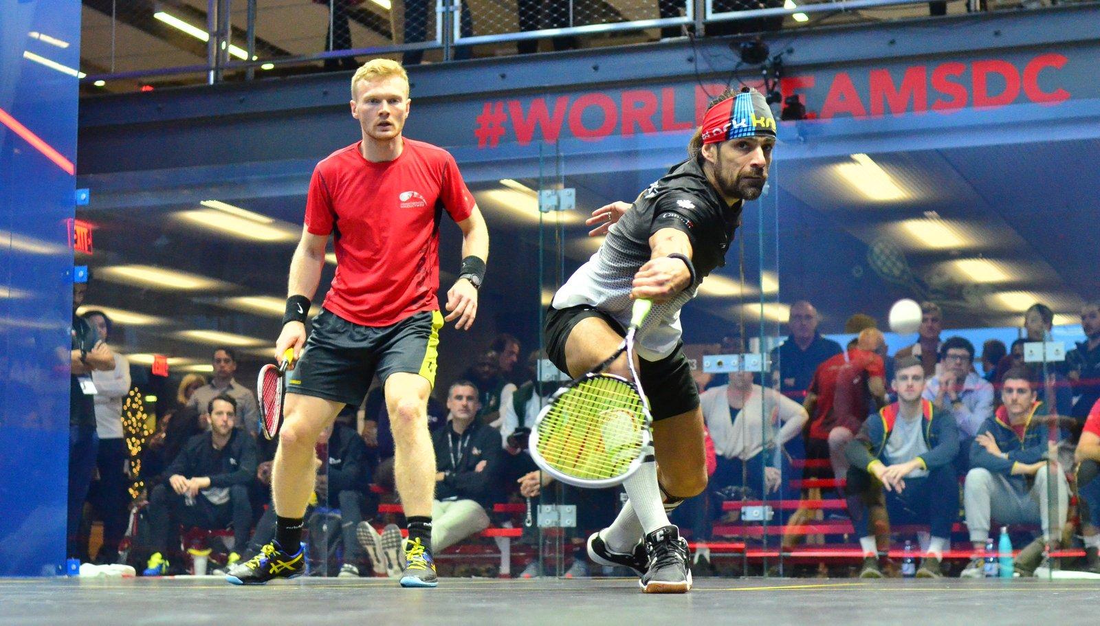 Joel Makin, Wales v Shawn Delierre, Canada