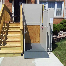 Residential VPL-Website-Platform Lifts
