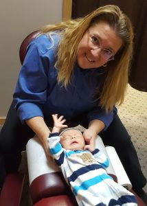 Dr. Jane Chiropractic baby
