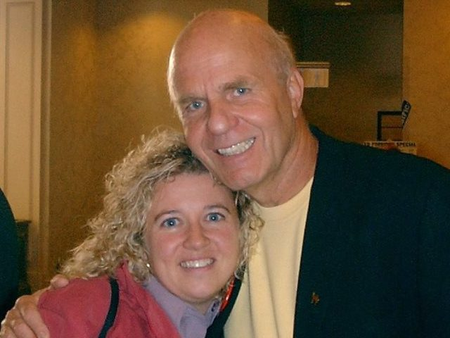 Dr Jane Smith and Dr Wayne Dyer