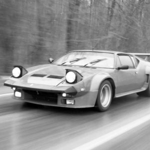 Pantera GT5 - Photo Credit: Car & Driver