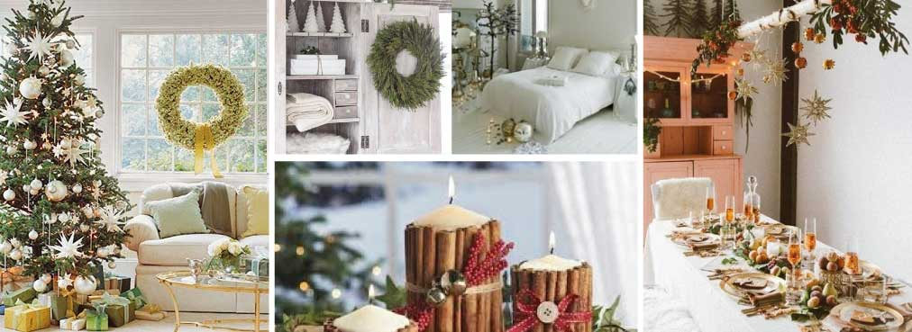 decorar tu casa esta navidad, la técnica del Feng Shui puede ser tu aliado para mantener en armonía tu hogar