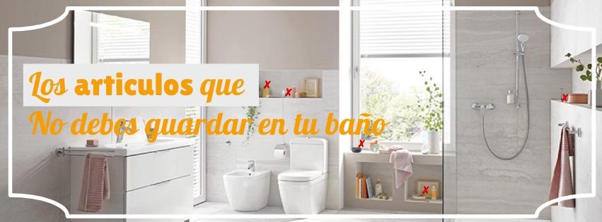 El Baño es el segundo lugar que más limpiamos a profundidad, pero no se salva de que ciertos artículos alberguen gérmenes y bacterias debido a la humedad que almacena en este sitio por causa de las duchas.